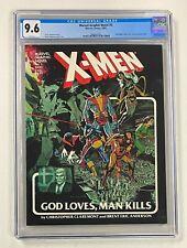 MARVEL GRAPHIC NOVEL #5 Marvel Comics 1982 CGC 9.6 Full Length X-Men Story