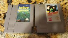 Star Tropics & Kid Icarus NES bundle