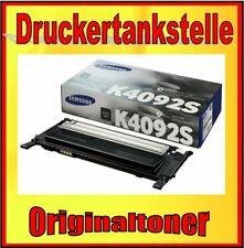 Original Cartouche D'Encre Samsung CLT-K4092S CLP-310 N 315 N CLX-3170 FN