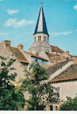 AUZANCES l'église timbrée