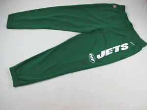 New York Jets Nike Athletic Pants Men's Green Dri-Fit NEW Multiple Sizes