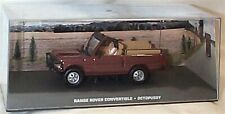JAMES BOND Range Rover Convertible Octopussy New sealed Pack 1:43 scale