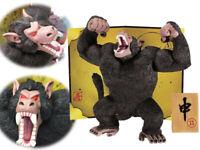 Dragon Ball Z Son Goku Orangutan Ohzaru Oozaru Great Ape Monkey Zodiac Figurine