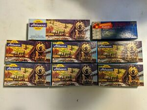 Athearn Trains in Miniature HO Scale Locomotive Kits LOT OF 9 Union Pacific etc.