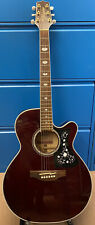 More details for takamine g-series gn75ce-wr electro-acoustic guitar gloss | fast shipping