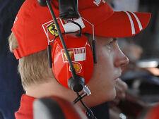 Kimi Raikkonen UNSIGNED photo - G1298 - Finnish racing driver