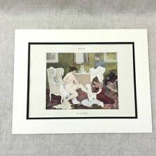 Lithograph Nudes Original Art Prints