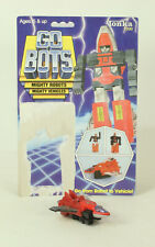 Vintage Go Bots Fitor 1983 Tonka With Original Card