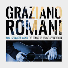 GRAZIANO ROMANI Soul crusader again/The songs of Bruce Springsteed CD rock