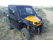 Can-Am Commander Cab Enclosure with Tip out Windshield & Doors