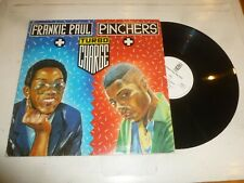 FRANKIE PAUL & PINCHERS - Turbo Charge - 1988 Uk 8-track Vinyl LP