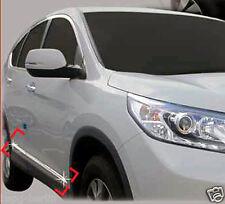 Accessories for Honda CR-V 2012-2014 Chrome Door Trim Blinds trim Tuning