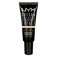 NYX Gotcha Covered Concealer Waterproof Full Coverage GCC07 Tan