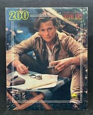 Young Indiana Jones Chronicles 200 piece puzzle FACTORY SEALED