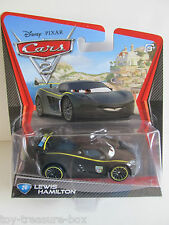 Disney PIXAR Cars 2 LEWIS HAMILTON Car # 24 - Ages 3+