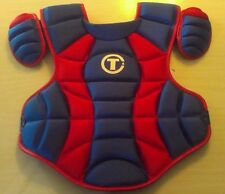 TAG BODY PROTECTOR ROYAL/RED BASEBALL SOFTBALL CHEST YOUTH/ADULT SIZE