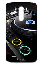 CUSTODIA COVER CASE MIXER DJ DISCO NIGHT LG  G3 D855  D850  4G LTE 16GB