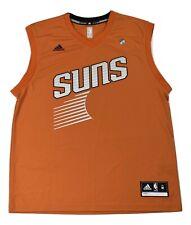 adidas Nba Mens Phoenix Suns Basketball Blank Jersey New M