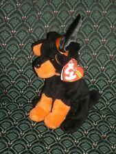 """TY BEANIE ~ ALAKAZAM ~HALLOWEEN DOG ~ (HAT) ~ Approx 6"""" ~ new 10/29/09 ~ MWMT"""