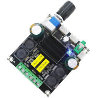 TPA3116D2 DC 4.5-27V 50Wx2 Dual Channel Stereo Audio Power Amplifier Board top