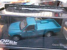 OPEL Campo Pick-up Pick up 1993 - 2001 grün green IXO Altaya 1:43