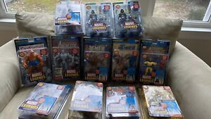 Marvel Legends Lot of 12 New -Thing,Ultron,X-23,Iron Fist, Sentry ++ Variants