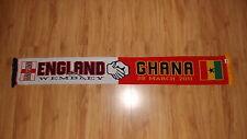 FANSCHAL ENGLAND - GHANA  1-1  WEMBLEY 29.03.2011 !!!