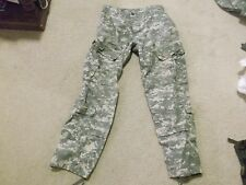 US  ARMY FLAME RESISTANT ACU PANTS  SIZE SMALL - SHORT