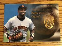 Barry Bonds 1996 Fleer Update Smooth Leather Giants  #2 of 10   *545*