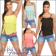 Spaghetti Strap Blouses for Women