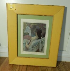 Model Resting Lautrec Printed from 1896 Collection of Messrs. Bernheim - Jeune