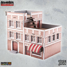 Plast Craft Games Colored Urban Building box new