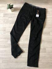 BELSTAFF Pantalones BELSTAFF Damas Pantalones de motorista de la motocicleta 32W 32L IT46 Gold Label