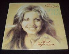 OLIVIA NEWTON-JOHN - GREAT HITS FIRST IMPRESSIONS, LP VINYL RECORD