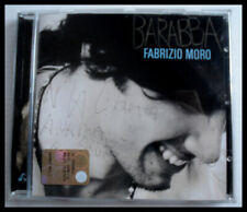 FABRIZIO MORO - BARABBA - 2009 ATLANTIC - AUTOGRAFO+DEDICA!! CD OTTIMO!! RARO!!