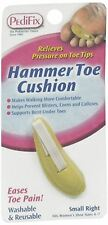 PediFix Hammer Toe Cushion Small Right 1 Each - 2 Pack