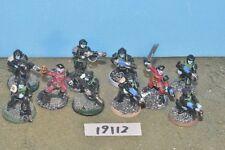 Guardia Imperial comando escuadrón 10 en su mayoría Metal 40k Warhammer {16} (19112)