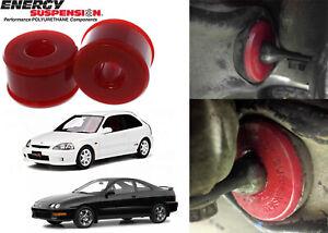 Energy Suspension 16.7106R Trailing Arm Bushings For 88-2000 Civic 94-01 Integra