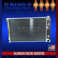 3 ROW RACING ALL ALUMINUM RADIATOR FOR 69-88 CHEVY CAMARO/IMPALA/CUTLASS V8