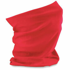 Écharpes rouge à motif Unis pour homme