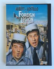 Abbott and Costello in the Foreign Legion DVD