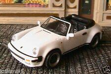 Porsche 911 SC Cabrio 3.0 - 1983 (1 43) Noir