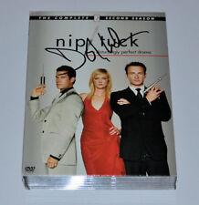 NIP TUCK SEASON 2 Autograph DYLAN WALSH   Signed 6-DISC SET
