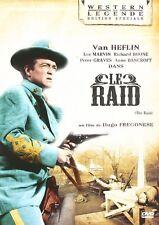 The Raid (1954) * Van Heflin, Anne Bancroft, Richard Boone * Region 2 (UK) * New