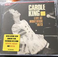 Carole King - Live at Montreux 1973 New Sealed Cd Free Post U.K.