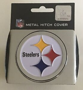 Pittsburgh Steelers Hitch Cover [NEW] NFL 3D Metal Truck Car Auto