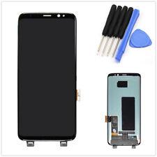 Complet Écran LCD Vitre Tactile Assemblé pour Samsung Galaxy S8 G950A Neuf Noir