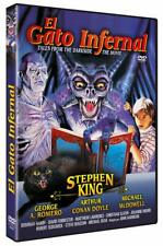 TALES FROM THE DARKSIDE THE MOVIE (1990) - DVD - Stephen King, Debbie Harry..