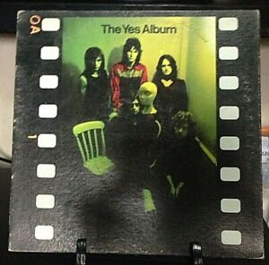YES The Yes GateFold Album Released 1971 Record Vinyl Collection USA