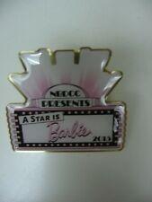 2015 Barbie Convention Logo Pin